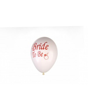 בלון מודפס bride to be