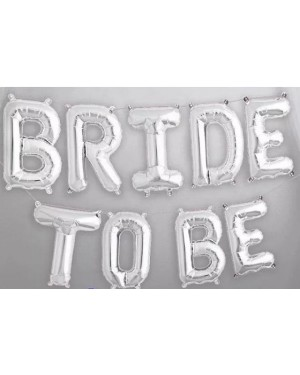 בלון אותיות bride to be